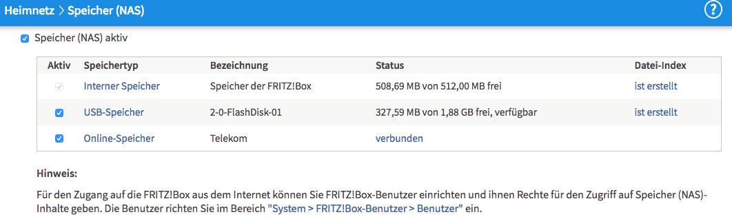 Fritz!Box-Verwaltungssoftware