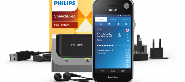 Philips SpeechAir Second Edition PSP 2200