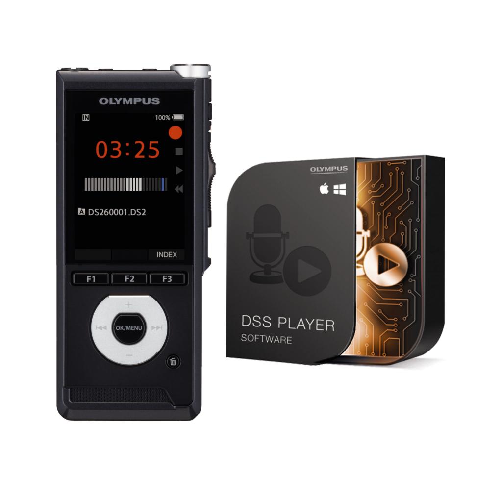 DS-2600 DSS Player Standard